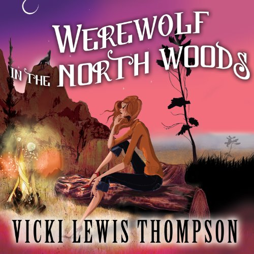 Werewolf in the North Woods cover art