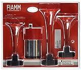 FIAMM Bocinas de Aire triples 921983, Color Rojo