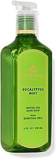 Bath and Body Works EUCALYPTUS MINT Gentle Gel Hand Soap, with Essential Oils, 8 Fl Oz