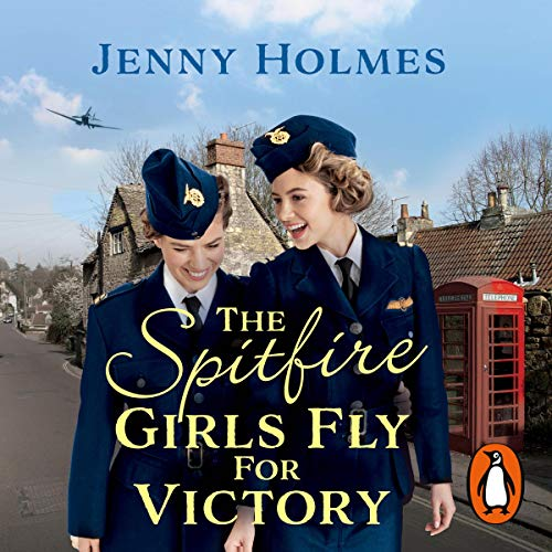 The Spitfire Girls Fly for Victory cover art