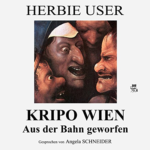 Kripo Wien: Aus der Bahn geworfen Titelbild