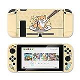 GeekShare Coque de protection fine compatible avec Nintendo Switch et Joy Con - Absorption des chocs...
