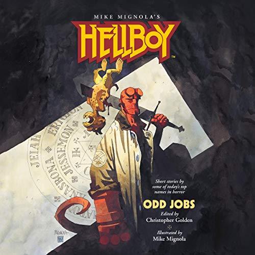 Hellboy: Odd Jobs cover art