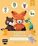 Tierisch süße Häkelfreunde 8: Allerliebste Amigurumis häkeln