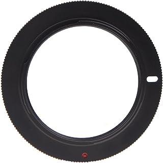 Adattatore Anello Reverse Marcro vhbw 72mm per Nikon D40 D50 D60 D70 D80 D90 D100 D200 D300 D600 D700 D800 D3000 D3200 D5000 D5100 D5200 D7000.