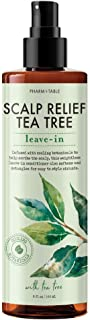 Pharm to Table Scalp Relief Tea Tree Leave-in