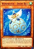 Yu-Gi-Oh! - Windwitch - Snow Bell - OP08-EN018 - Common - Unlimited Edition - OTS Tournament Pack 8