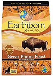 Earthborn Holistic Grain-Free Great Plains Feast Dog Food