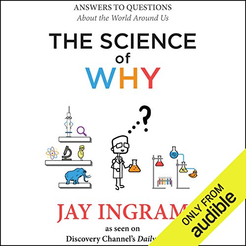 The Science of Why audiobook cover art