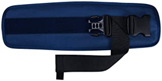 Bebamour Waistband Extender Adjustable Extension Belt Fit for Bebamour Lightweight Baby Toddler Hip Seat (Dark Blue)