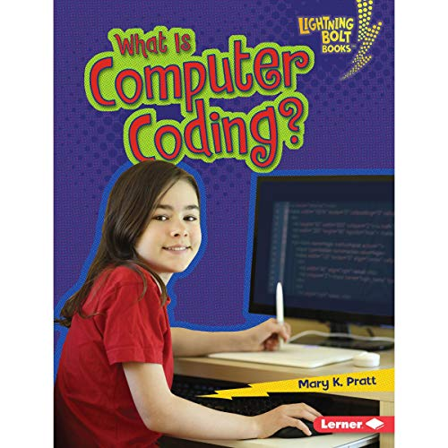 What Is Computer Coding? audiobook cover art