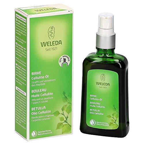Weleda - Olio Cellulite alla Betulla - 100ml | Creme e gel per la Cellulite