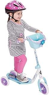 Huffy Disney Frozen 3 Wheel Scooter with Bin