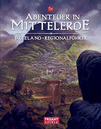 Breeland - Regionalführer: Abenteuer in Mittelerde