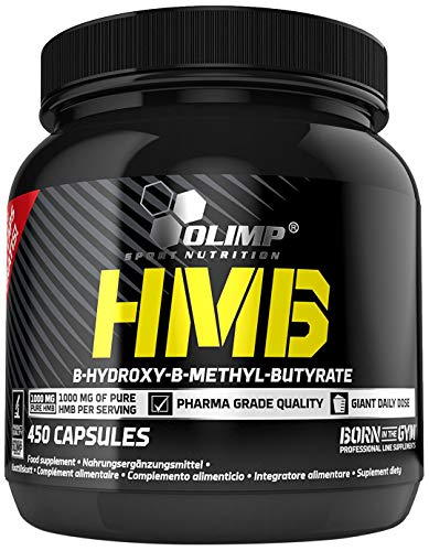 Olimp HMB - Pack of 450 Capsules