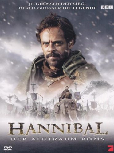 BBC: Hannibal - Der Albtraum Roms (Pro 7 TV Event) [Import allemand]