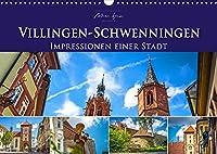 Villingen-Schwenningen - Impressionen einer Stadt (Wandkalender 2022 DIN A3 quer): Das malerische Villingen-Schwenningen in zwoelf beeindruckenden Aufnahmen (Monatskalender, 14 Seiten )