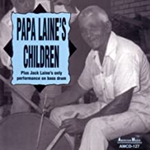 Laine, jack Papa Laine's Children Mainstream Jazz