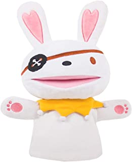 UNIKbrush Hand Puppets Stuffed Soft Toy Cute Anime Cartoon Cosplay Props Decor Collectible Plush Toy for Girls Boys Kids