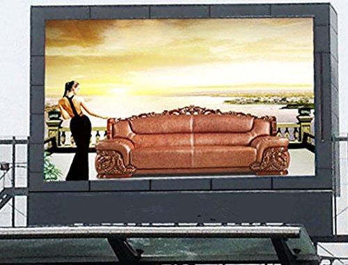 Al aire libre GOWE full color pantalla de alquiler de aluminio SMD...