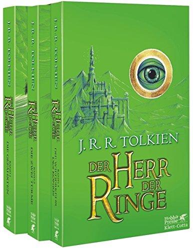 Der Herr der Ringe: Gesamtausgabe: Neuüberarbeitung der Übersetzung von Wolfgang Krege, überarbeitet und aktualisiert