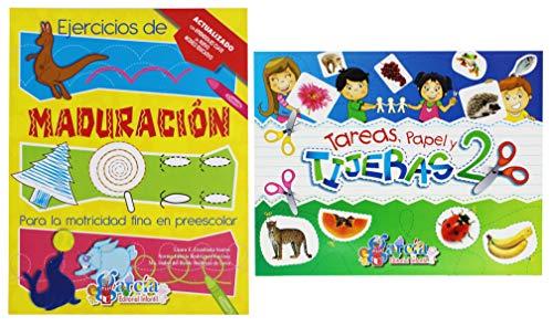 Tijera Niños 2 Años marca Editorial García