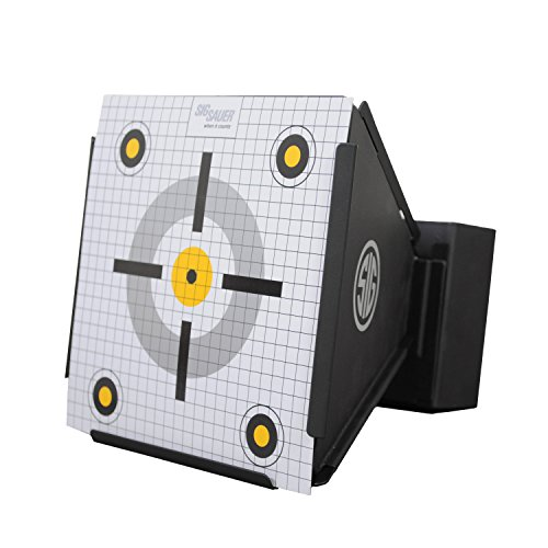 Sig Sauer AT-TRAP Pellet Trap with 15,Black