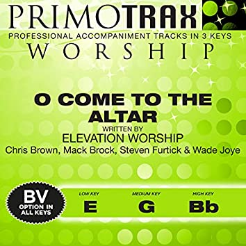O Come to the Altar (Performance Tracks) - EP