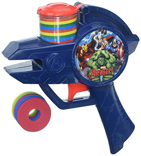 Marvel-FBA_28928AVG Avengers Giocattoli & Giochi, Multicolore, S