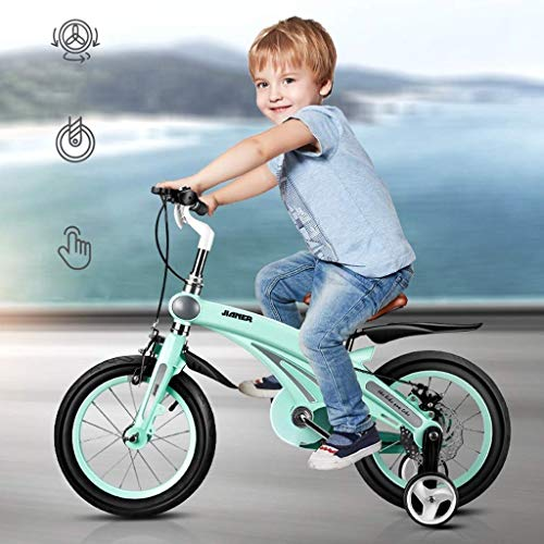 Fantastic Deal! Children's Bicycle Children's Bicycle Magnesium Alloy Pedal Bicycle Size 121416 w...
