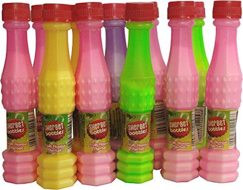 Mini Sherbet-flessen (pak van 18)