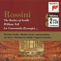 Opera highlights Barbiere di Siviglia (1816) (sel) Turco in Italia (1814) (sel) Scala di seta (1812) (ouv) Gazza ladra (1817) (sel)