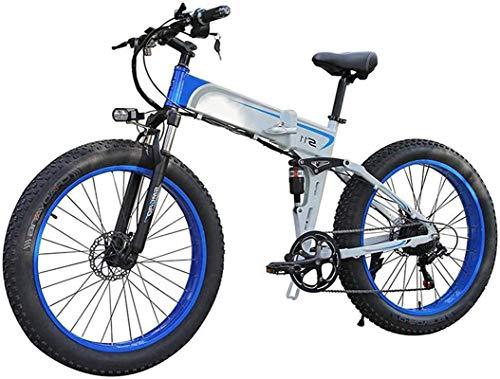 Bicicleta electrica, E-bike Bicicleta de montaña eléctrica de 7 velocidades para adultos, 26 'Bicicleta eléctrica / conmuta Ebike con motor 350W, 3 MODO Pantalla LCD para adultos Ciudad de Ciudad Outd