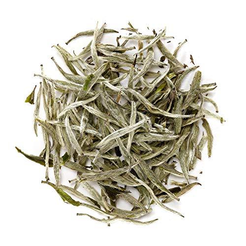 Silver Needle Weißer Tee - Weisser Silbernadel Tee China - Chinese Bai Hao Yin Zhen - Baihao Yinzhen 40g
