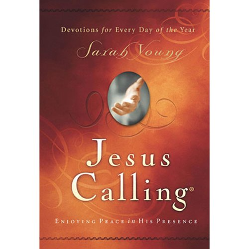 Jesus Calling cover art