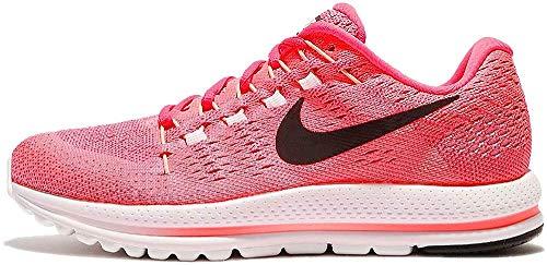 Nike Wmns Air Zoom Vomero 12, Zapatillas de Running Mujer, Rosa (Lava Glow/Racer Pink/Sunset Glow/Black), 38.5 EU