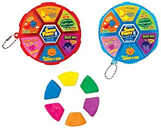 scented eraser wheel