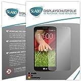 2 x Slabo Bildschirmschutzfolie LG G2 mini Bildschirmschutz Schutzfolie Folie
