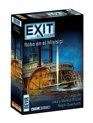 Devir- Exit 14 Juego, Multicolor (BGEXIT14)