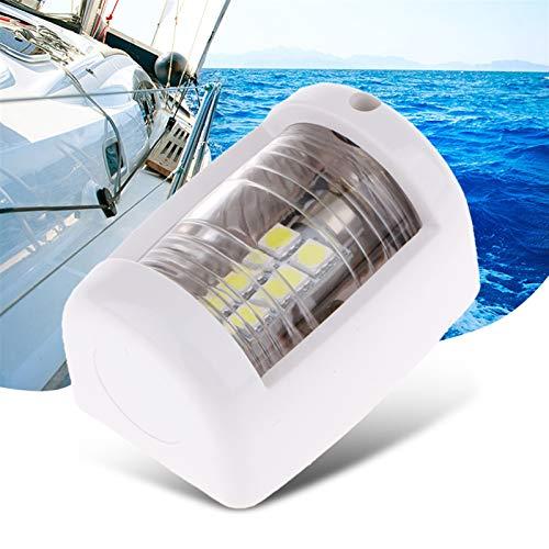 Lifeyz pour la lumière de Bateau Marine Navigation Marine Lumière Signal de Voile Signal de Voile LED Ampoule 12V Blanc pour RV Yacht VTT Trailer Quad etc 2019