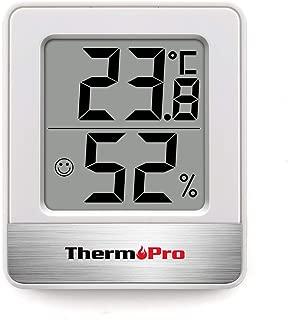 ThermoPro TP49 Mini Termómetro Higrómetro Digital