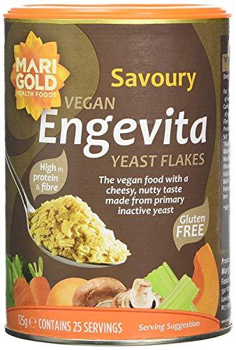 Marigold Engevita Nutritional Yeast Flakes 125g