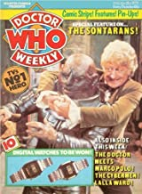 Doctor Who Weekly #6 (magazine) (21 November 1979): Sontarans; Doctor Meets Marco Polo; Soul of a Cyberman; Lalla Ward; Iron Legion; Tales from the Tardis: H.G. Wells's War of the Worlds