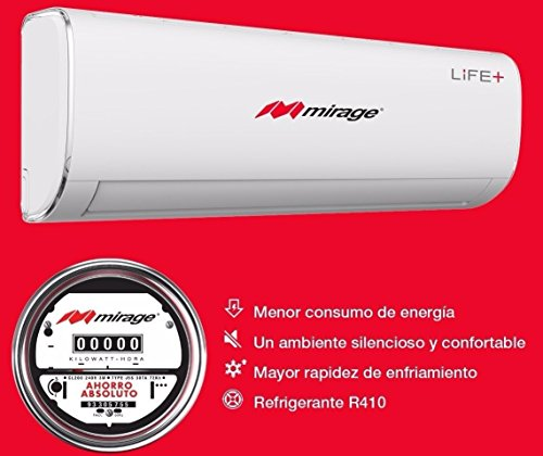 Opiniones y reviews de Minisplit Inverter 2 Toneladas Mirage disponible en línea para comprar. 4