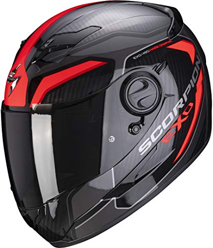Scorpion EXO-490 SUPERNOVA Black-Red L