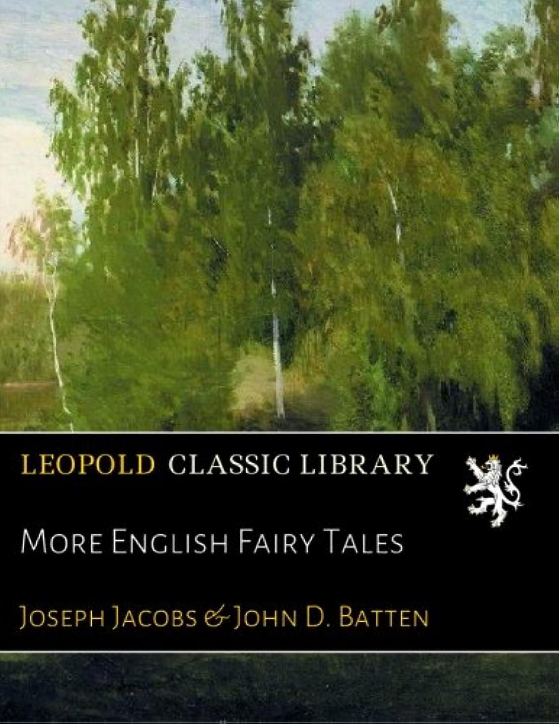 船外ほこりっぽいリードMore English Fairy Tales