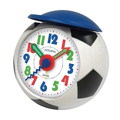 Adora Fußballwecker Kunststoff Blaue Mütze RD819A1blau