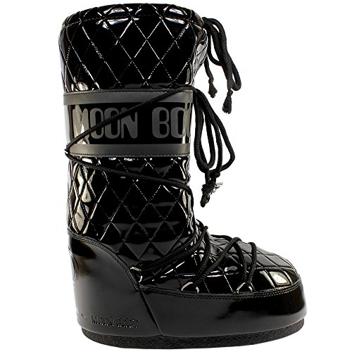 Moon Boot ,  Damen Schneeschuhe , Schwarz - schwarz - Größe: 6-8 UK / Large