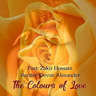 The Colours of Love: Poetry of Love and Romance cover art