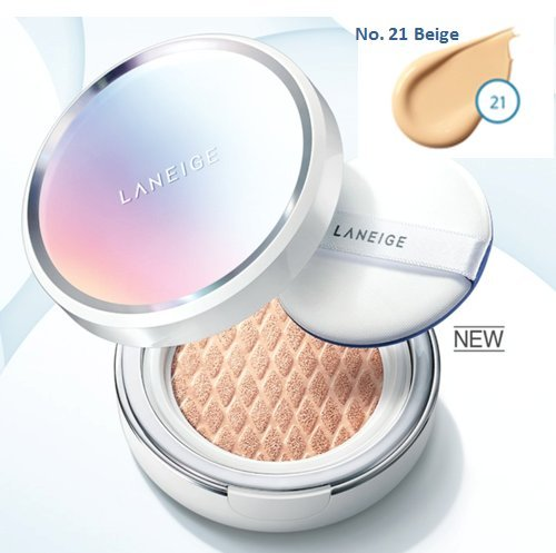 New Laneige BB Cushion [Pore Control] NO. 21 Beige